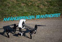 Anfängerfragen für Quadrocopter Fliegen