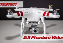 DJI Phantom Vision PLUS für Euch getestet