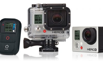 GOPRO HD HERO3 BLACK EDITION - gopro