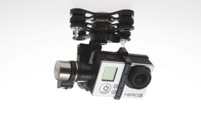 GoPro Quadrocopter im Gespräch - gopro