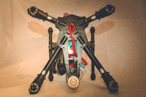 X-Cam Kong Copter 450 im Test & Aufbau -