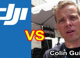 DJI vs Colin Guinn
