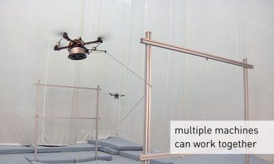 Die spinnen die Quadrocopter -