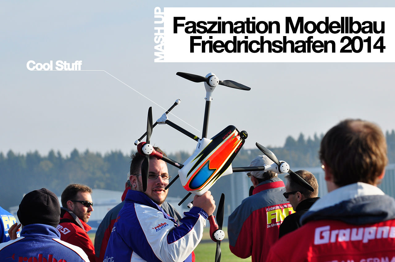 Review: Faszination Modellbau 2014 -