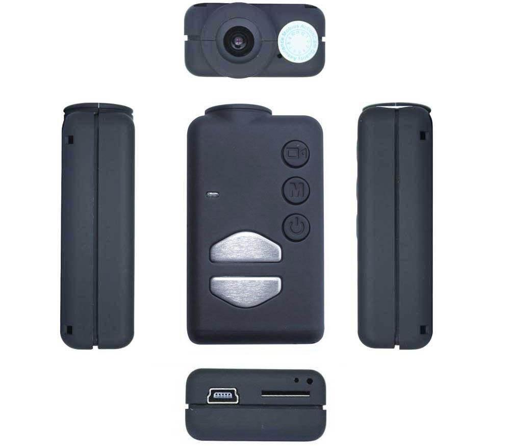 FPV-Kamera: Mobius ActionCam als preiswerte Lösung -