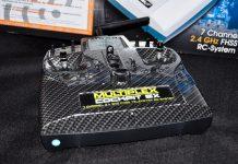 Multiplex Fernsteuerung Cockpit SX Carbon