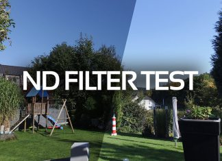 ND Filter Test von Polarpro und Blurfix SRP am Phantom 3