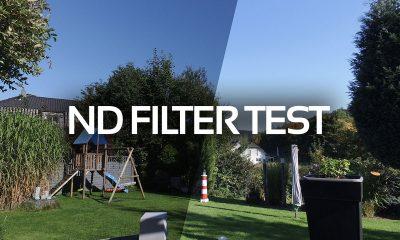 ND Filter Test DJI Phantom  - PolarPro & Blurfix - Tutorials
