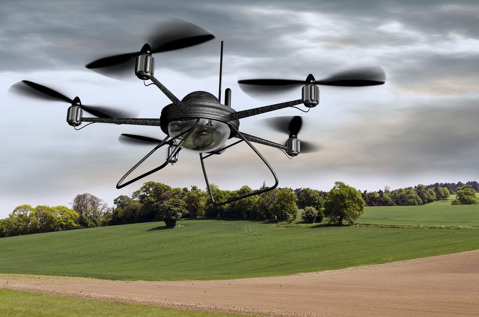 Flyineye Pentacopter! 5 Arme für ein Halleluja! -
