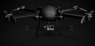 Prodrone BYRD - ein neuer Quadrocopter