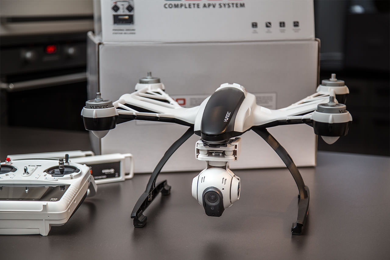 Yuneec Q500 - Yuneec Multicopter, RTF Modelle