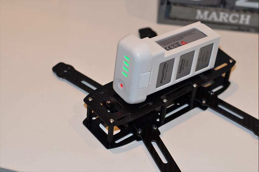 Minicopter Rahmen - Bocksteif #4 - ein Aufbau Bericht -