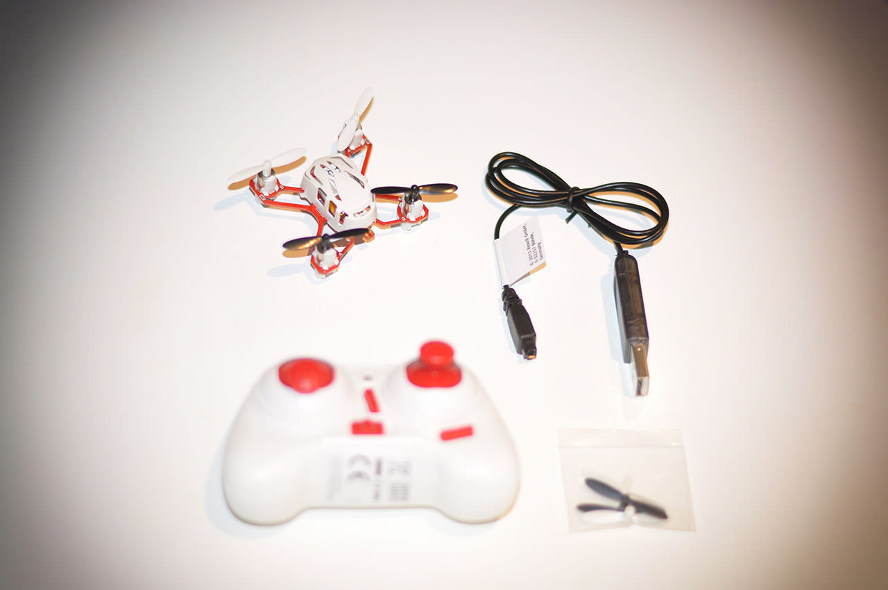 Revell Nano - Mini Quadrocopter - mini quadrocopter