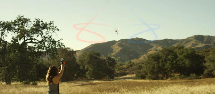 DJI Konzept: So sehen die Multicopter der Zukunft aus -