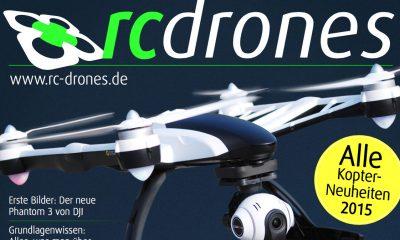 Vorstellung RC-Drones -