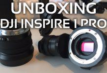 DJI Inspire 1 PRO UNBOXING