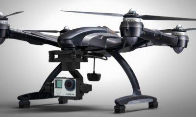 Yuneec Typhoon G - neuer Quadrocopter für GoPro - Yuneec Multicopter, RTF Modelle, gopro