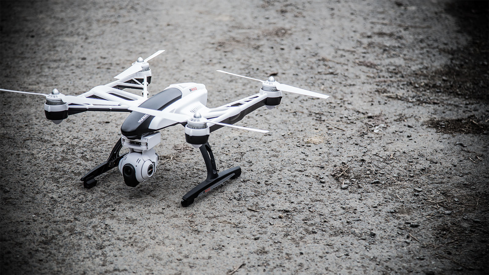 Yuneec Q500 - Yuneec Multicopter, RTF Modelle